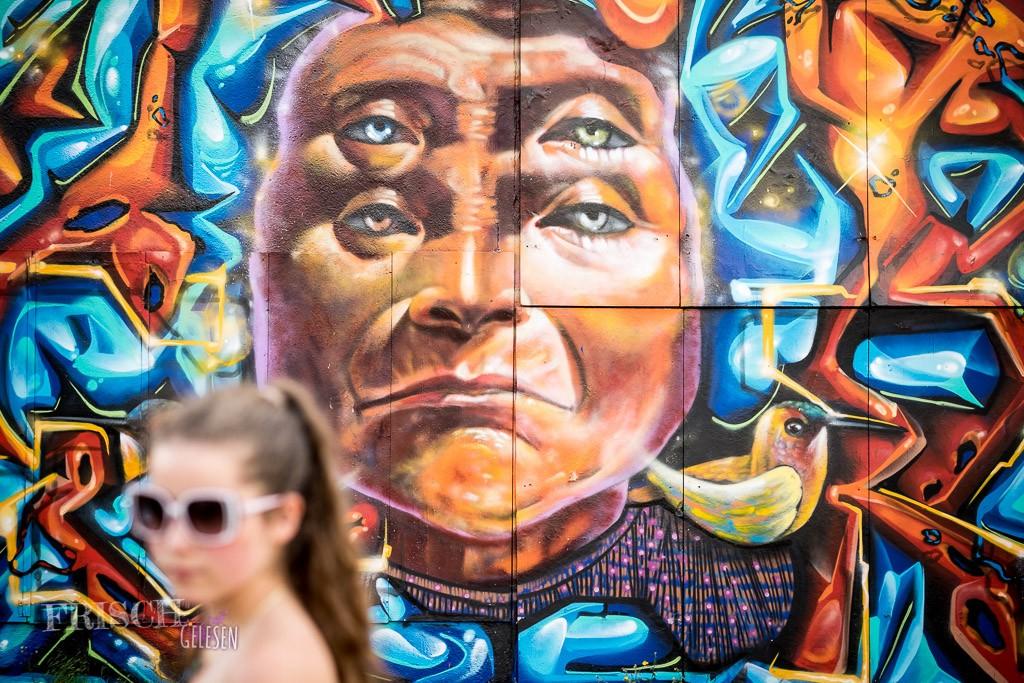 Irre, oder? Nicht nur in New York gibt es coole Kunst.