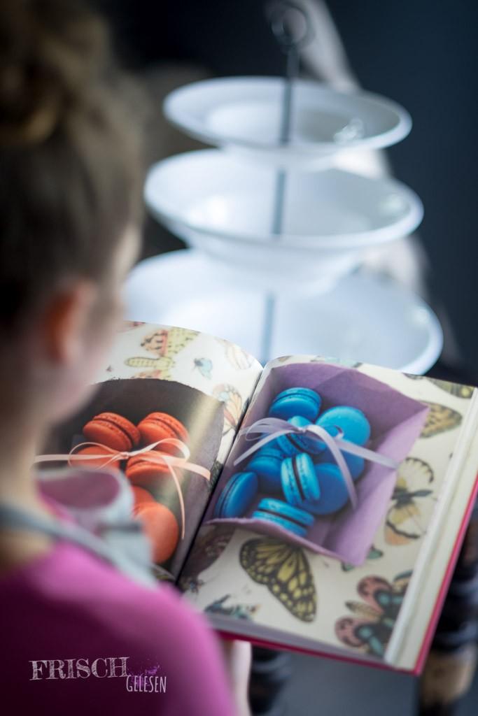 Mein liebstes Macaron Backbuch kommt von Arielle Artsztein.