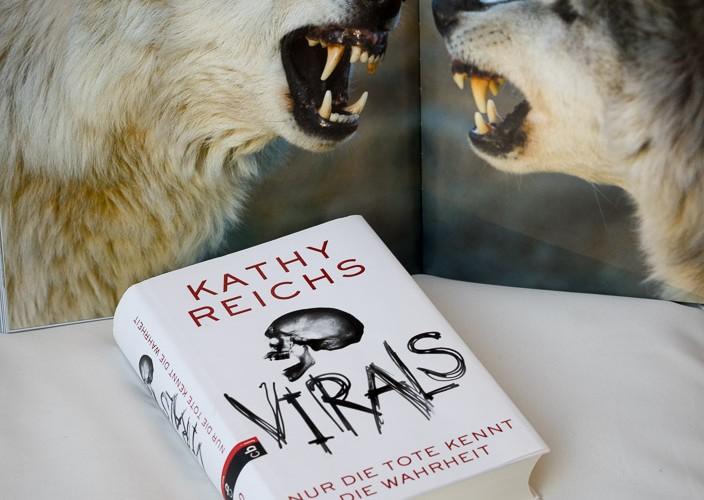 """""""Virals"""" - von Kathy Reich"""