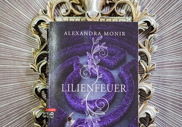 """""""Lilienfeuer"""" von Alexandra Monir"""