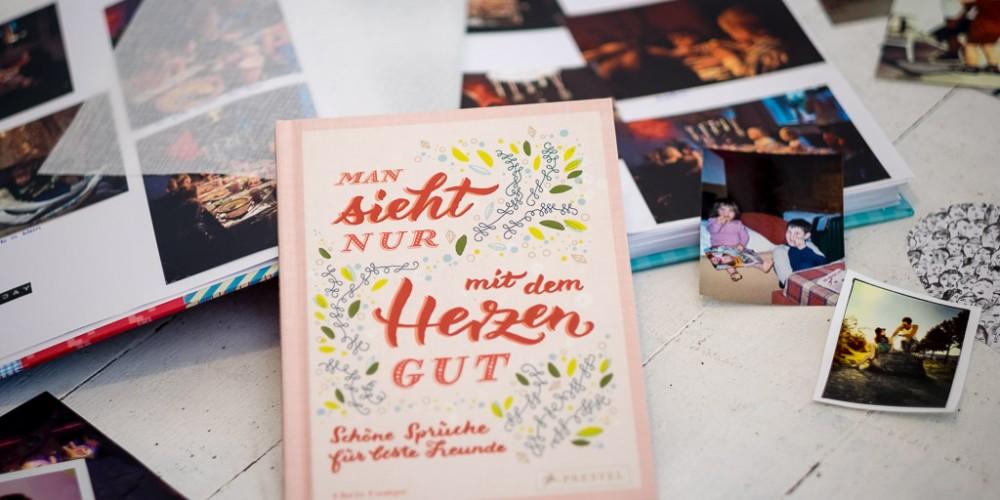 Ein tolles Buch für Lieblingsmenschen aus dem Prestel Verlag!
