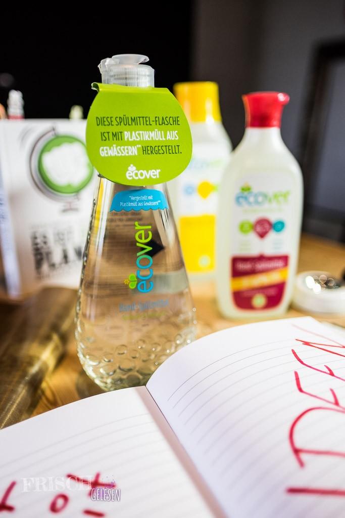 Also nicht nur schick diese Flaschen, sondern auch noch nachhaltig.
