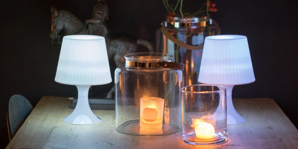 diy mit ikea lampan magisches licht selbst gemacht. Black Bedroom Furniture Sets. Home Design Ideas