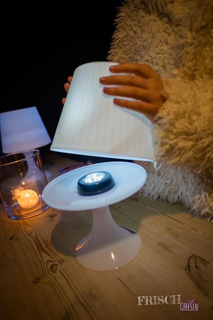 Diy Mit Ikea Lampan Magisches Licht Selbst Gemacht