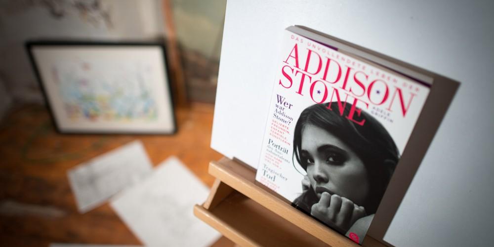 """Ich liebe dieses Buch: """"Das unvollendete Leben der Addison Stone"""" von Adele Griffin"""