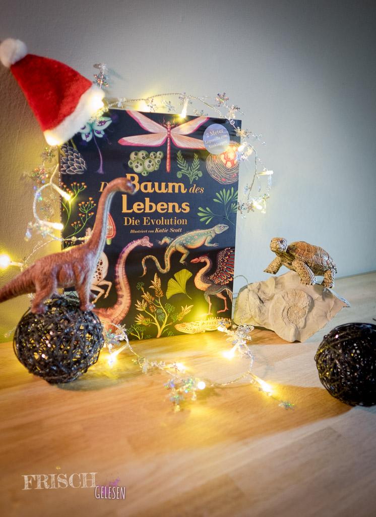 """Das perfekte Geschenk für kleine Entdecker: """"Der Baum des Lebens"""" von Katie Scott"""