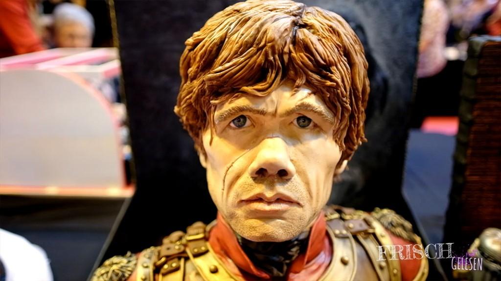 """Würdet ihr den essen wollen? Ich nicht! Das ist Tyrion Lennister, der Zwerg aus """"Game of Thrones"""". Den musste ich für mein Brüderchen fotografieren, denn er mag die Serie. Für mich ist das natürlich alles viel zu blutrünstig."""