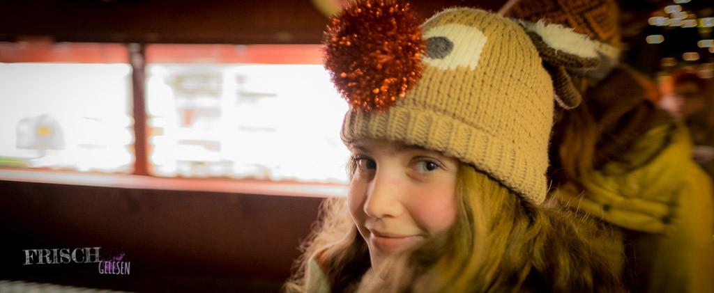 Auch wenn ich dadurch die zehn Dinge eines guten Weihnachtsbloggers nicht erfülle. Macht nichts!
