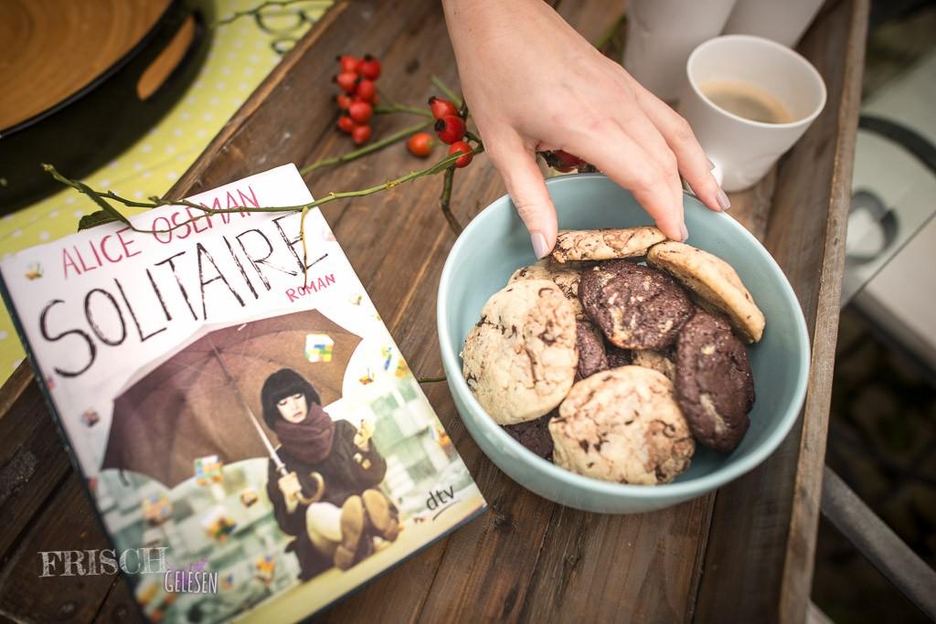 Noch ein paar Kekse dazu und ihr werdet nicht mehr aufhören zu lesen. Versprochen!