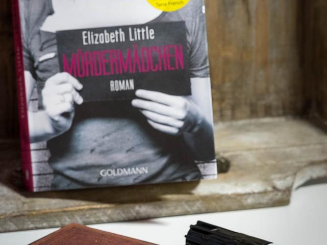 """""""Mördermädchen"""" von Elizabeth Little finde ich wirklich cool"""