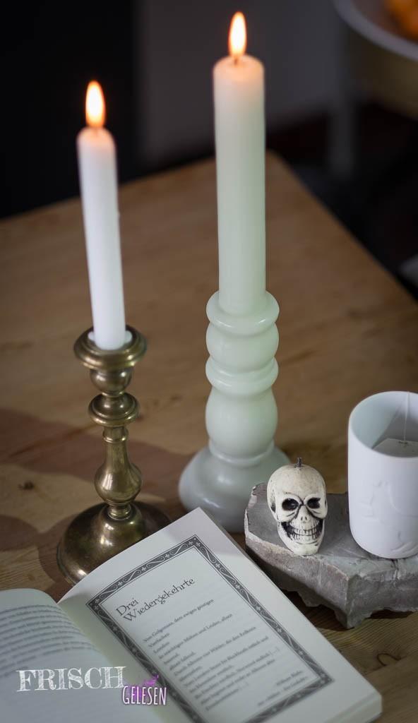 Oder Edgar Allan Poe? gehört für mich auf jeden Fall zu den Best of Halloween Tipps.