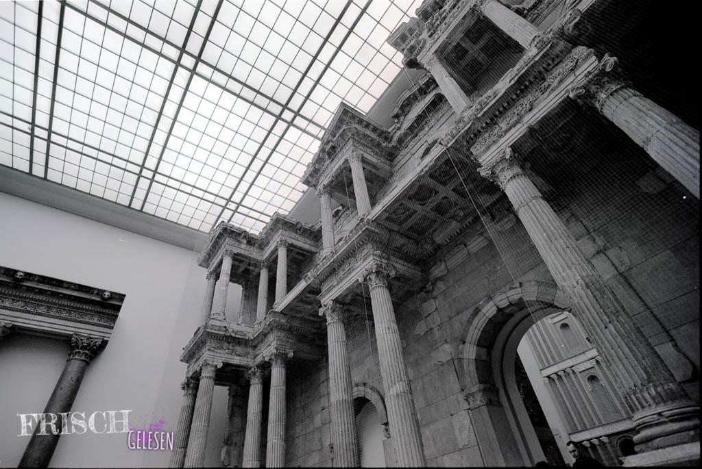 """Das hier ist das """"Markttor von Milet"""" und man kann es auch im Pergamonmuseum in Berlin besichtigen..."""