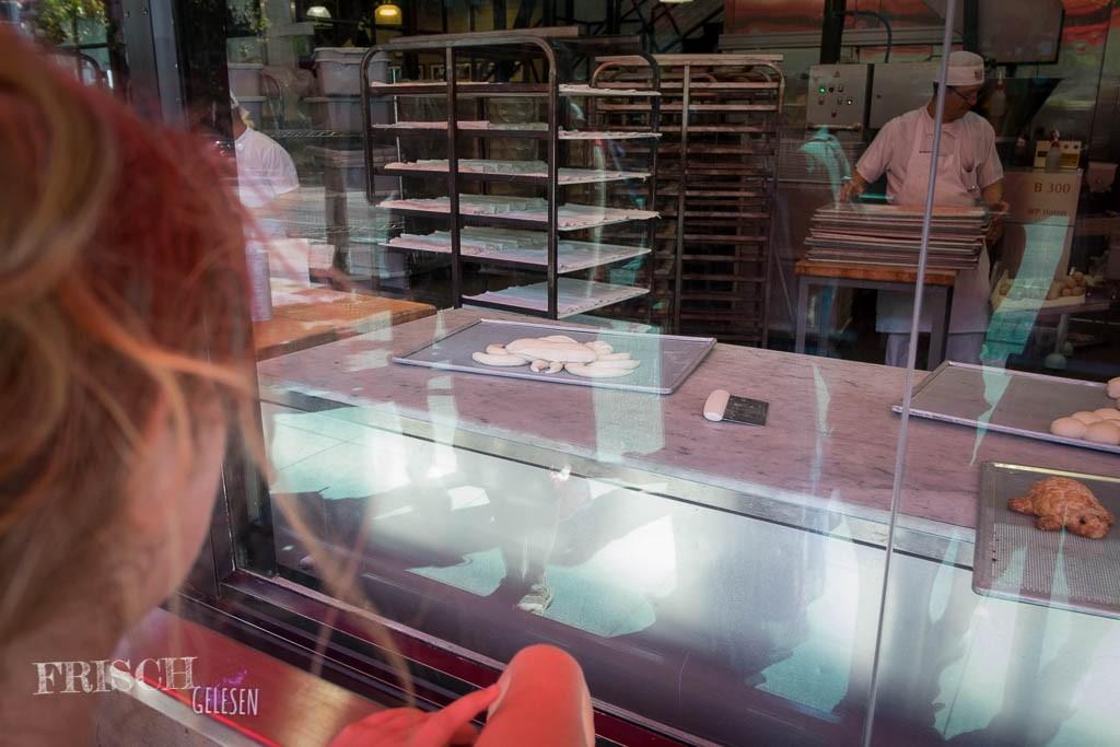 Das ist eine Sauerteigbrotbäckerei in San Francisco