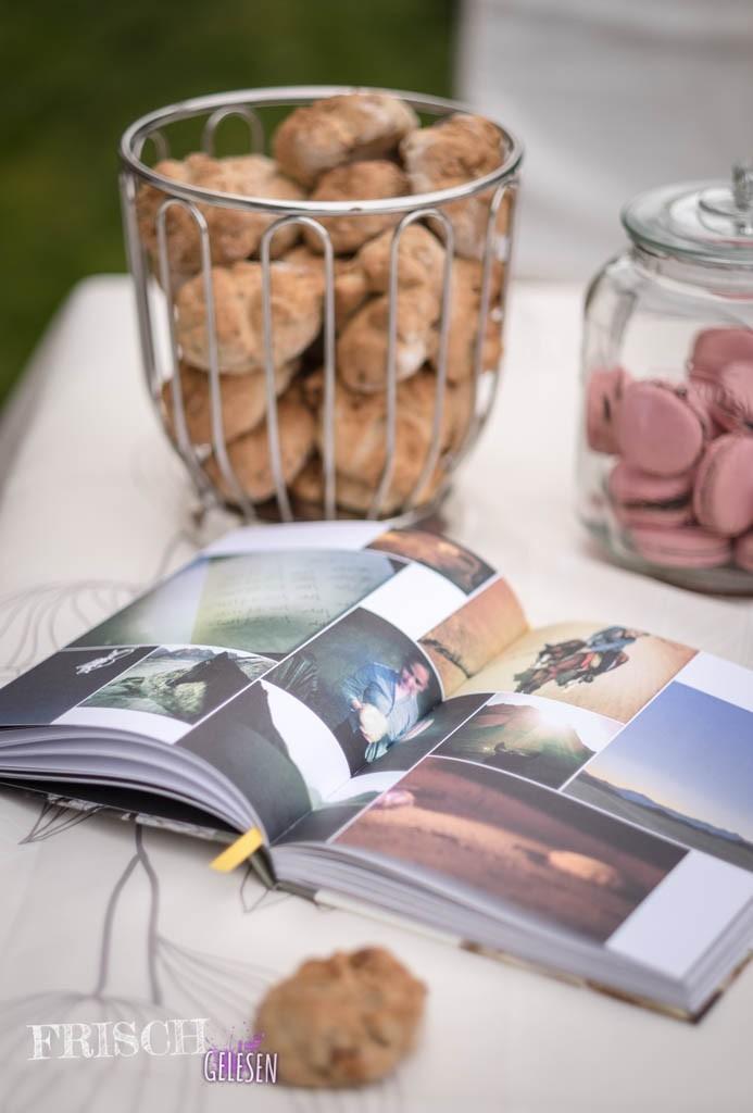 Die malerischen Fotos passen hervorragend zu der Erzählweise von Malin Elmlid
