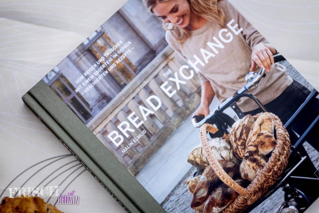 """Ich liebe dieses Cover: """"The Bread Exchange"""" von Malin Elmlid."""