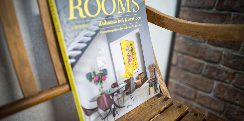 ROOMS - Zu Hause bei Kreativen\