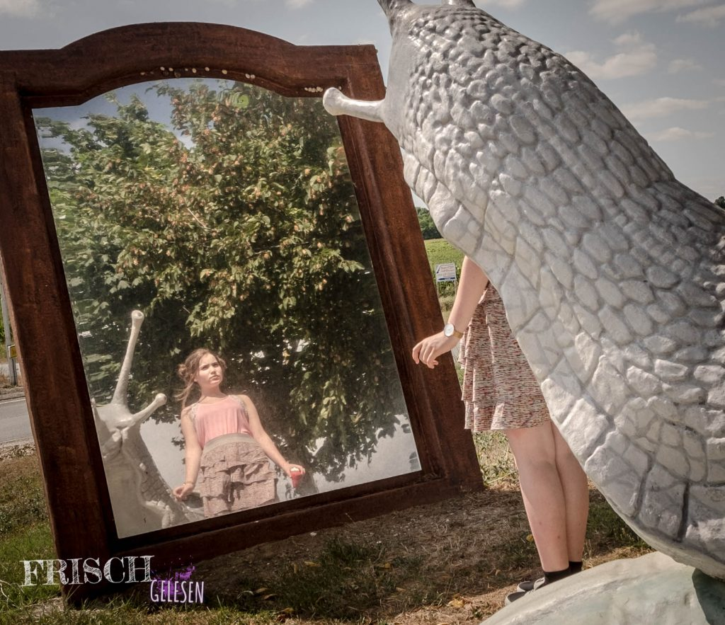 Der kritische Blick in den Spiegel, auch der ist im Urlaub anders, oder?