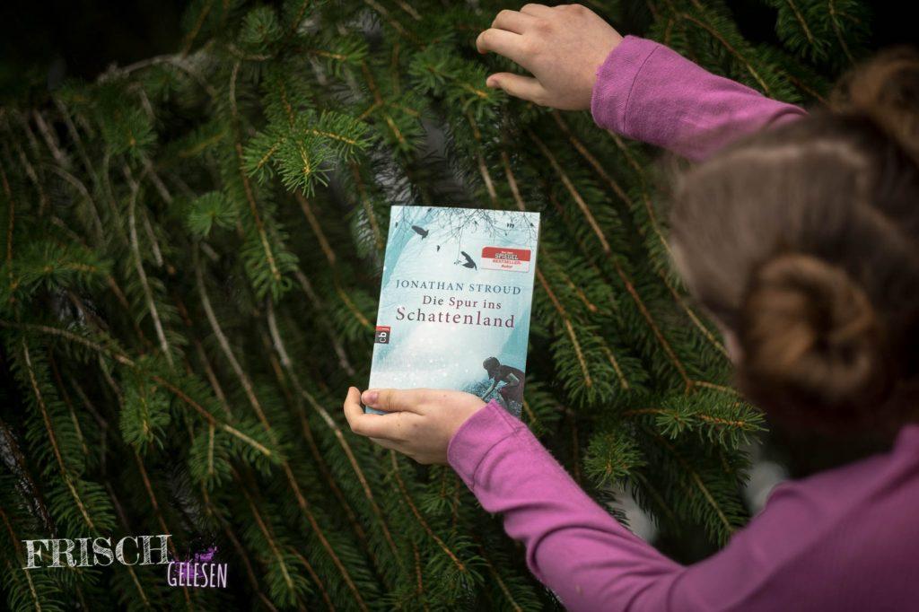 Die malerischen Beschreibungen im Buch erfordern natürlich auch einen malerischen Hintergrund beim Foto. Meine Fotos sind übrigens im wunderschönen Schwarzwald entstanden.