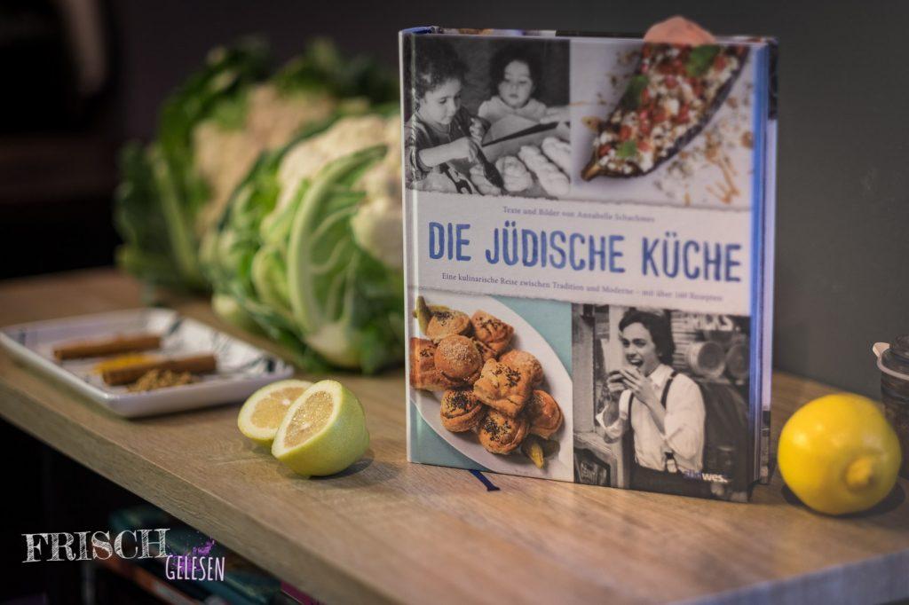 """""""Die jüdische Küche"""" mit Texten und Bildern von Annabelle Schachmes"""