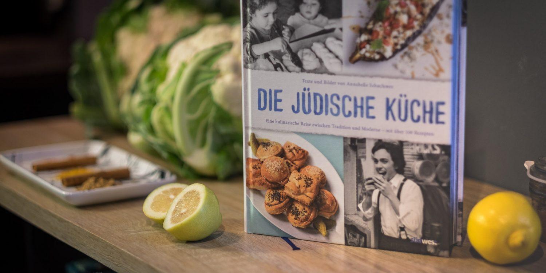 Die j dische k che eine kulinarische weltreise mit for Die judische kuche