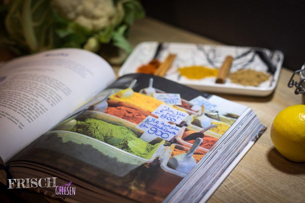 """""""Die jüdische Küche"""" ist wahrscheinlich an Vielfalt kaum zu überbieten."""