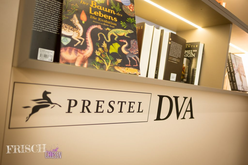 Beim Bloggertreffen von Prestel und DVA konnte ich mir ein Bild machen. :)