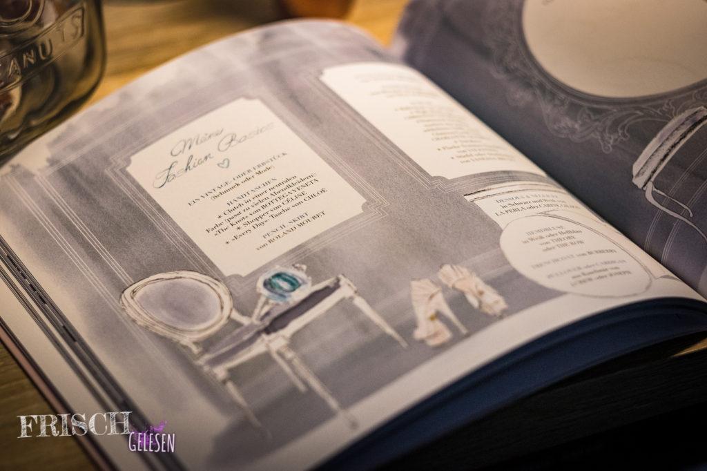 """""""My Lifestyle Diary"""" von Iris Olschewski ist Fashion für unseren Schreibtisch ;)"""