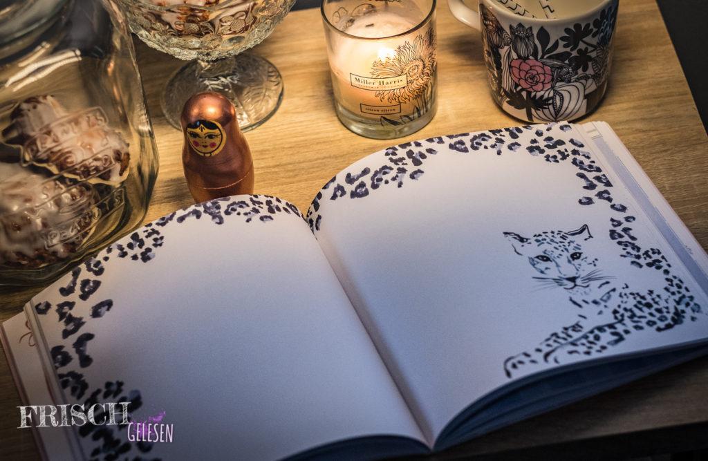 """""""My Lifestyle Diary"""" von Iris Olschewski soll unsere Fantasie anregen und wenn die mathematisch ist...., na auch gut."""