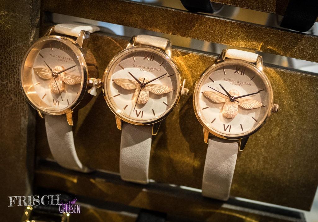 Meine Uhren Neuentdeckung beim Shopping in London