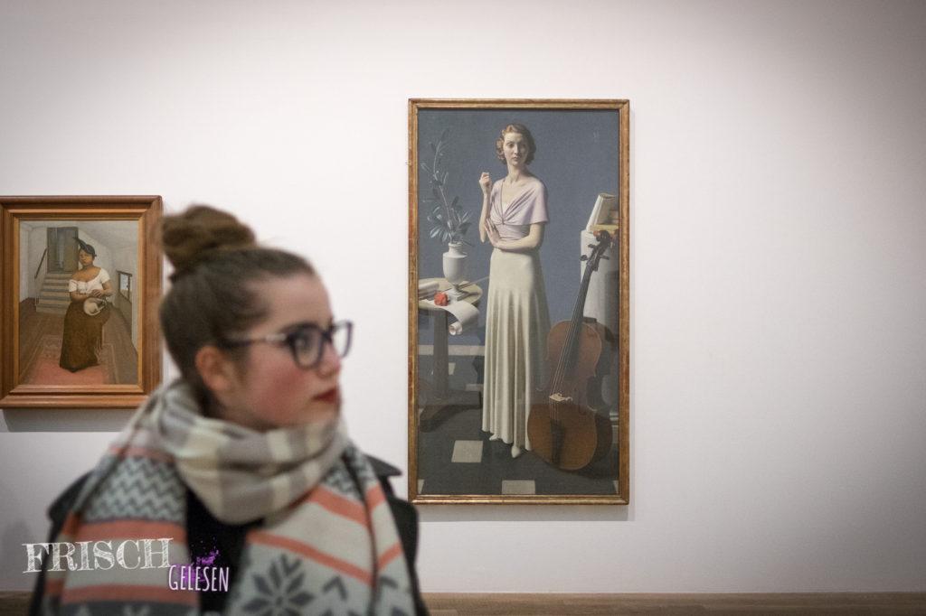 Die Tate Gallery of Modern Art sah das allerdings anders. Mami hat jetzt Hausverbot, weil sie es abhängen wollte. #wareinScherz