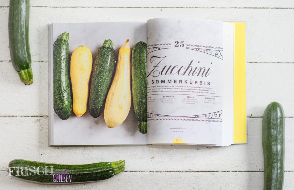 """Wie wäre es mit einer Zucchini Lasagne mit Zucchinicreme aus """"Vegetarisch mit Liebe""""?"""