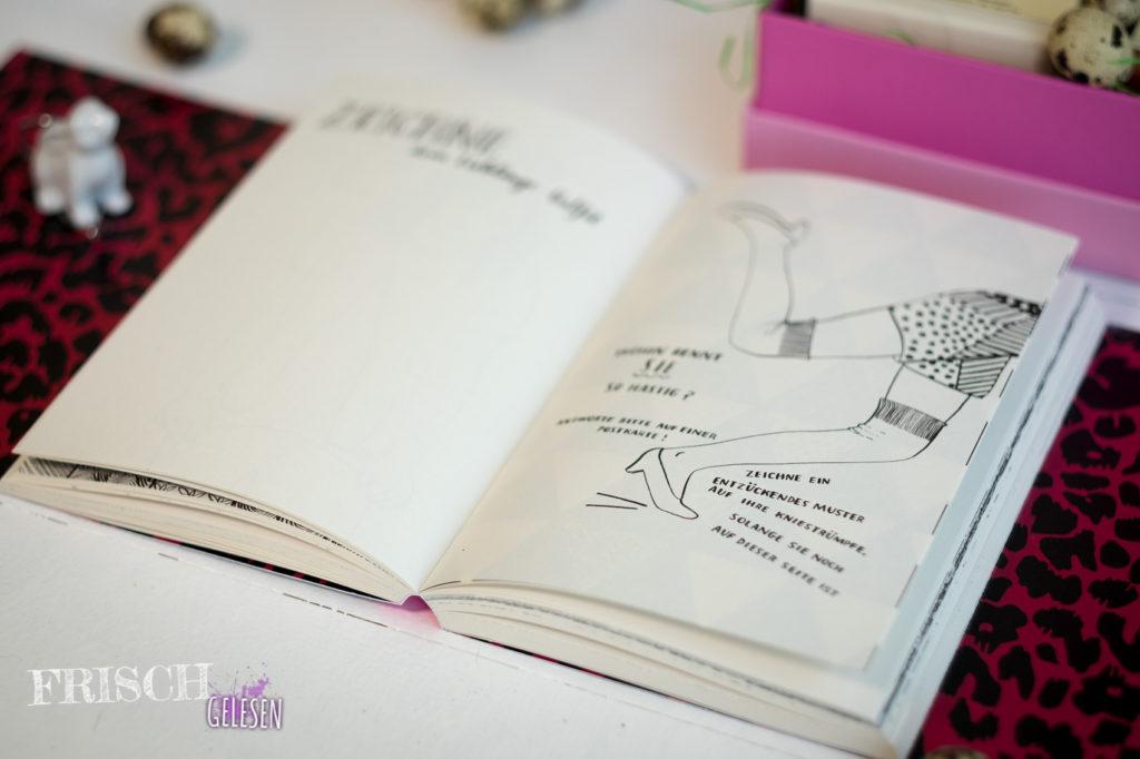 """Das passt ja perfekt in """"Meine wundervolle Welt der Mode"""" von Nina Chakrabarti"""
