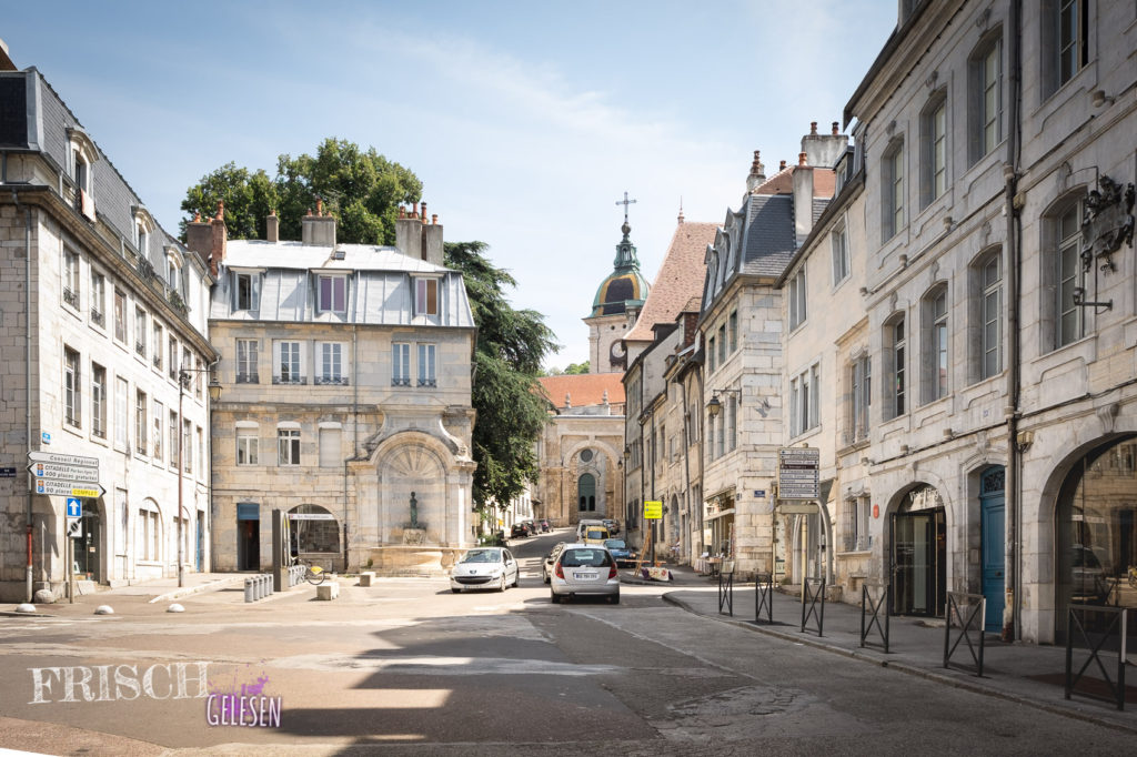 Victor Hugo hat hier zwar nicht sehr viel zeit verbracht, aber er wurde hier geboren.