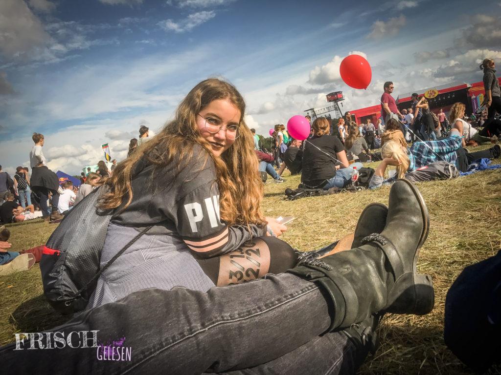 das sind meine Erinnerungen ans Lollapalooza 2017