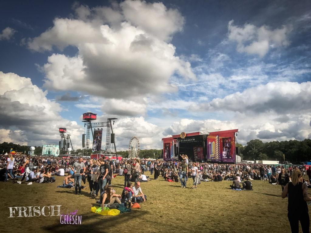 Lollapalooza 2017 und ich war dabei!