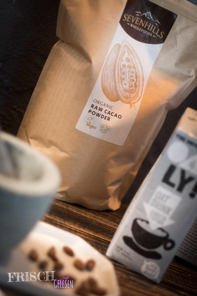 Unser absoluter Favorit bisher, besser der hochgelobte Kakao von Valrhona.