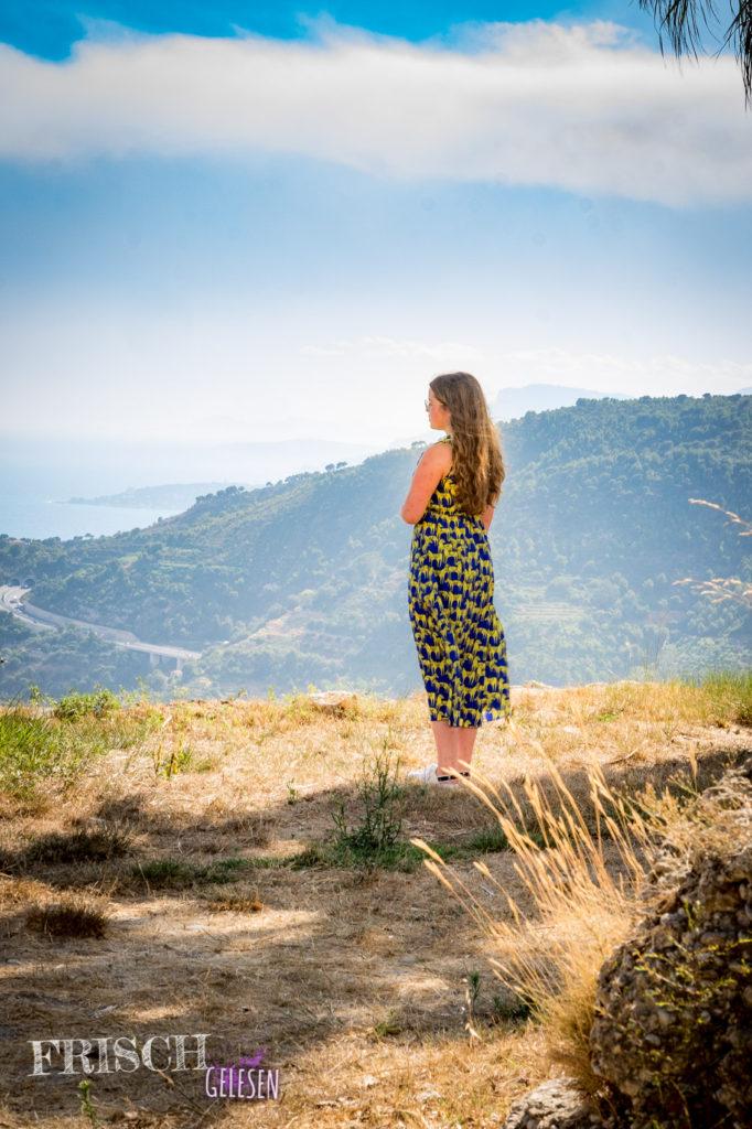 Ich versuche also meist die schlechten Gedanken zu verbannen und nur die schönen Erinnerungen zu behalten. Klapp nicht immer, aber oft! :)