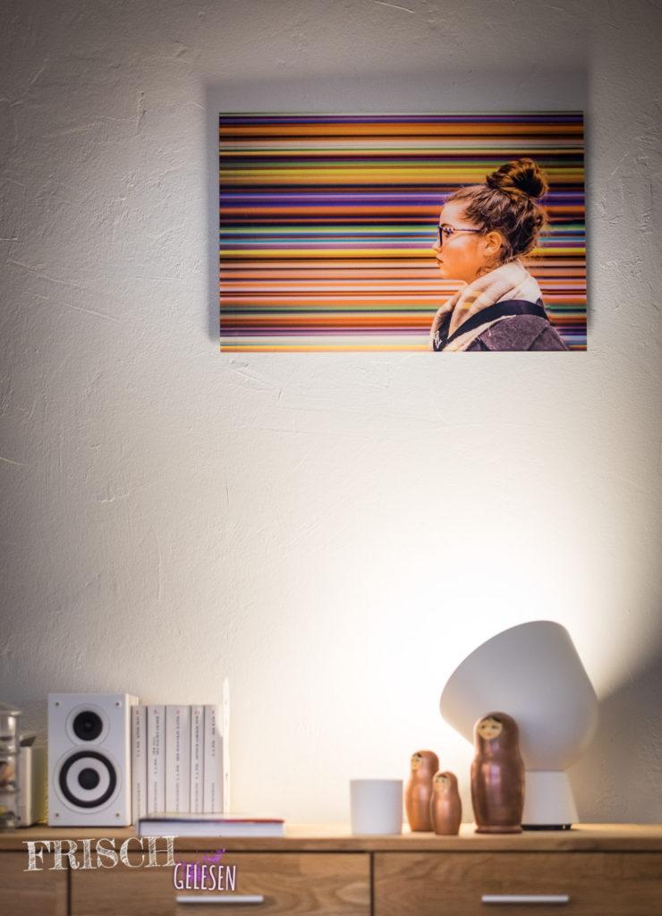 Mein Tate Modern Besuch auf Acryl von wall-art.
