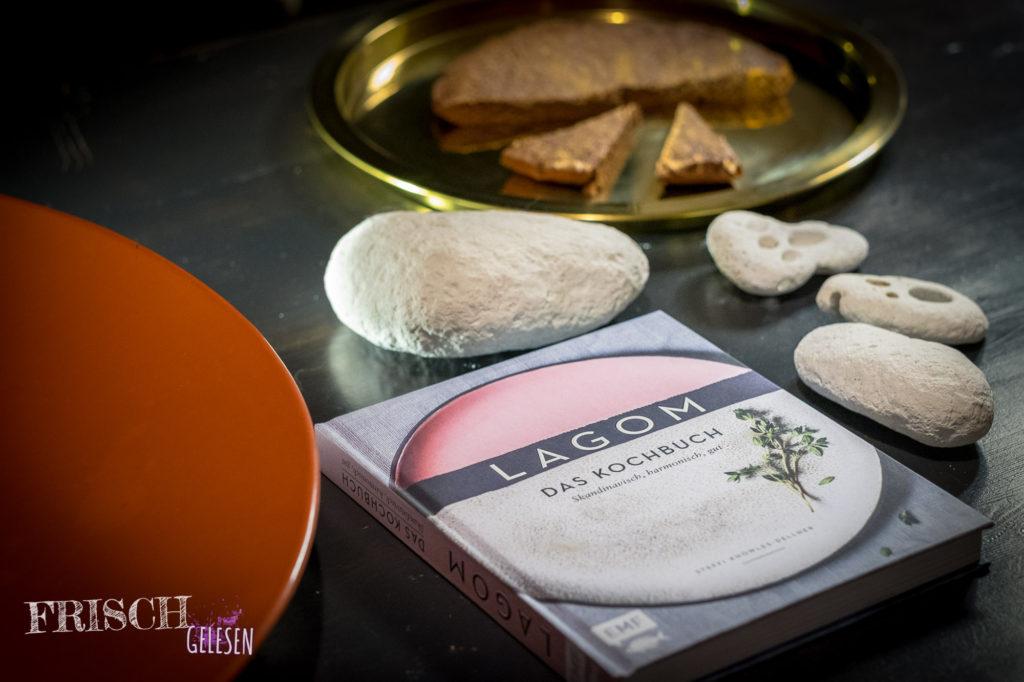 Lagom - Das Kochbuch von Steffi Knowles-Dellner, erschienen im EMF Verlag