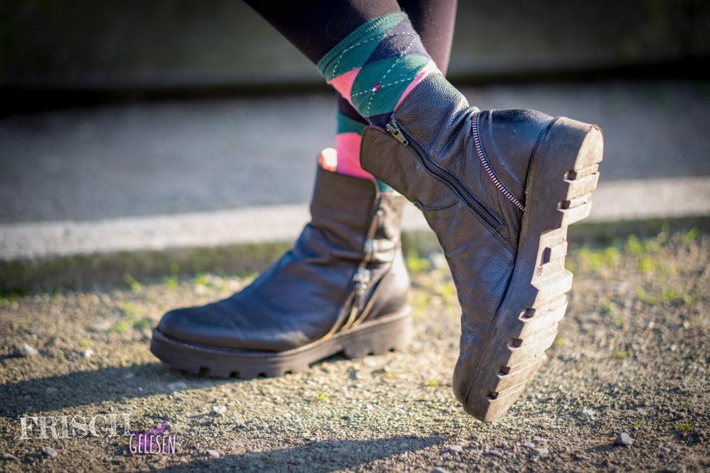 An bunten Socken von Tommy Hilfiger kann ich nicht vorbei gehen.