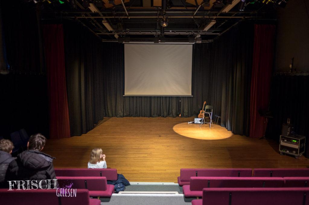 Schauspiel und Tanz gibt es übrigens auch am Brockenhurst College.