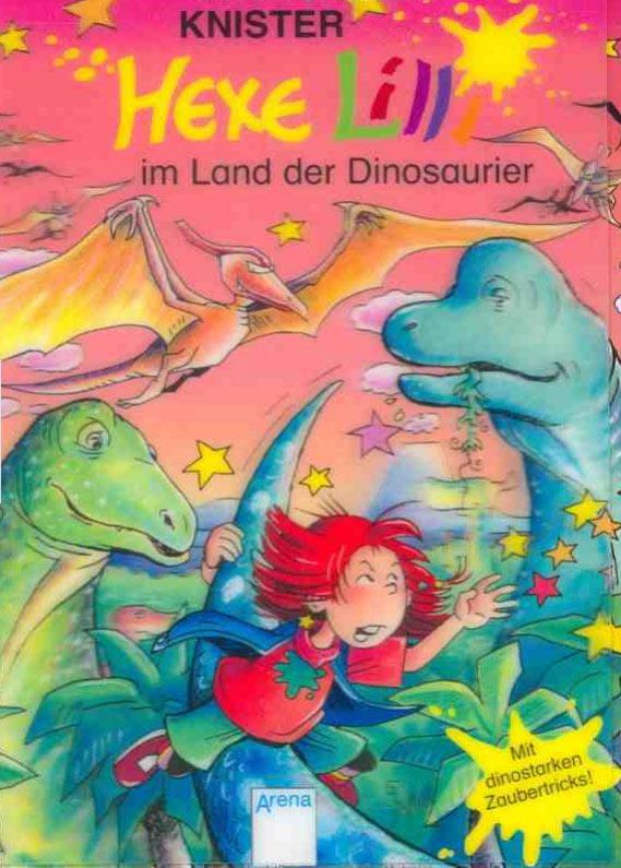"""""""Hexe Lilli im Land der Dinosaurier"""""""